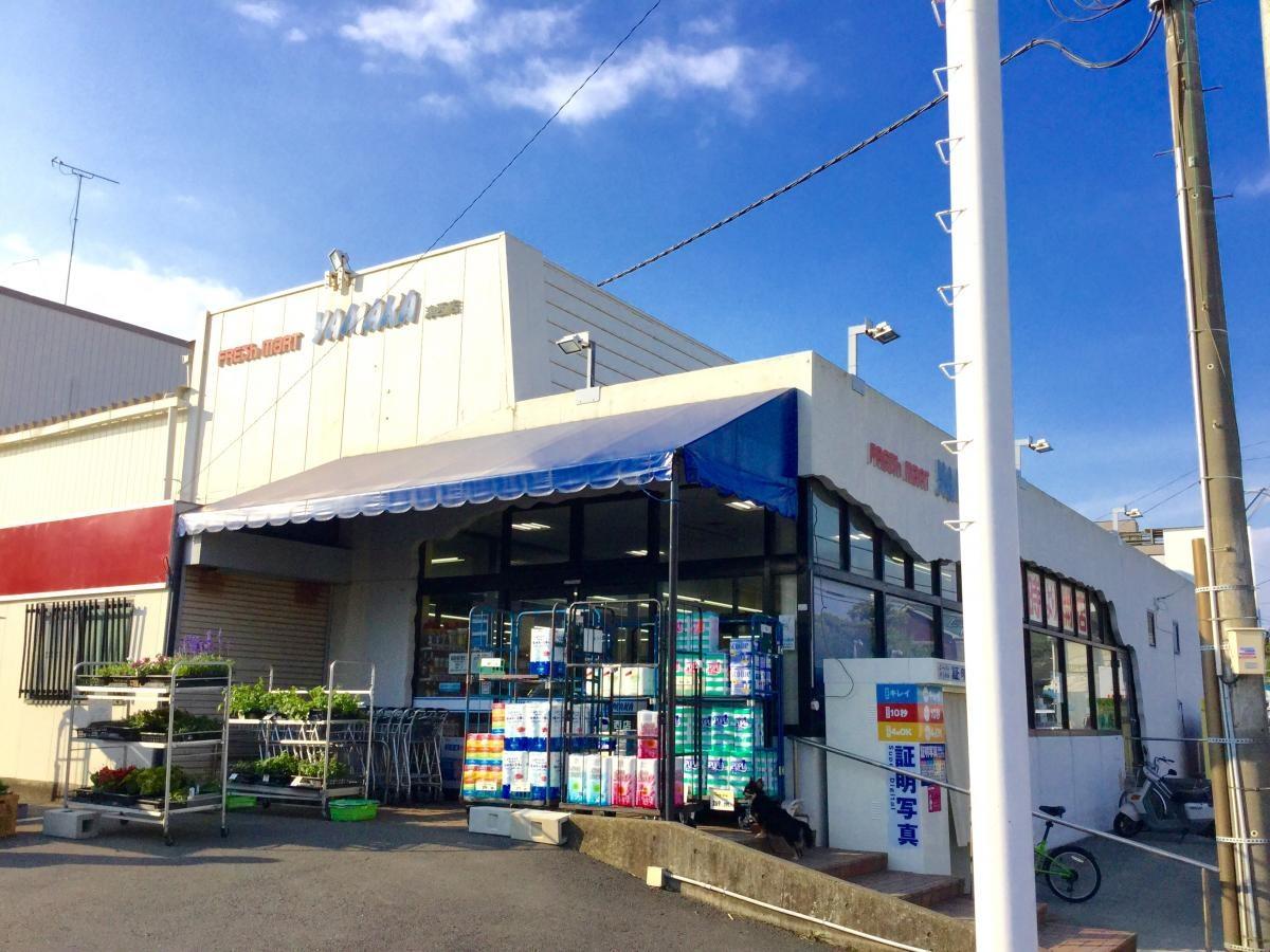 駅周辺の買い物施設